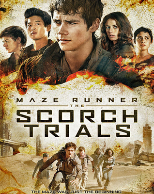 Maze Runner: The Scorch Trials (2015) [Ports to MA/Vudu] [iTunes 4K]