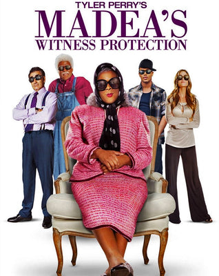 Madea's Witness Protection (2012) [iTunes SD]
