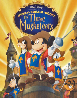 Mickey, Donald, Goofy: The Three Musketeers (2004) [GP HD]