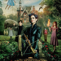 Miss Peregrine's Home For Peculiar Children (2015) [MA HD]