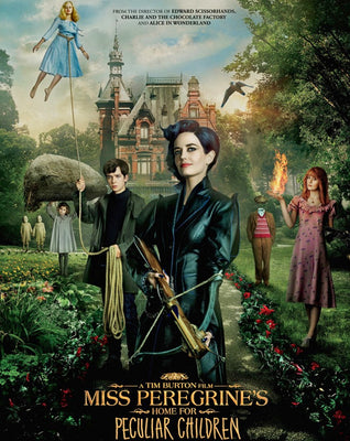 Miss Peregrine's Home For Peculiar Children (2015) [Ports to MA/Vudu] [iTunes 4K]