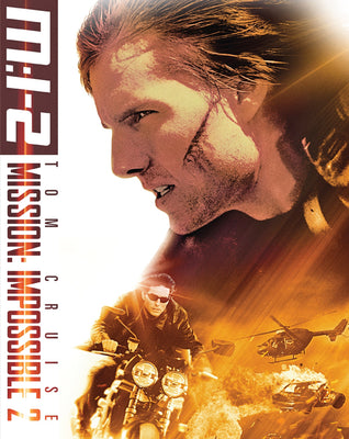 Mission: Impossible 2 (2000) [M:I-2] [iTunes 4K]