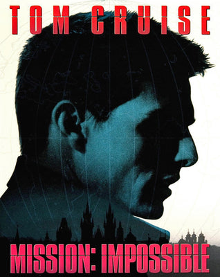 Mission: Impossible (1996) [M:I-1] [iTunes 4K]