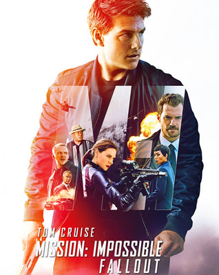 Mission: Impossible Fallout (2018) [M:I-6] [iTunes 4K]