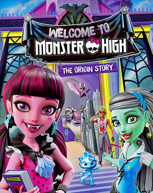 Monster High Welcome to Monster High (2016) [MA HD]