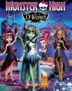 Monster High 13 Wishes (2013) [Ports to MA/Vudu] [iTunes HD]