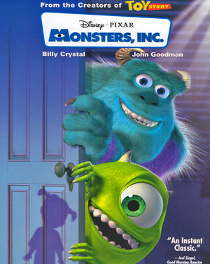 Monsters Inc. (2001) [MA HD]