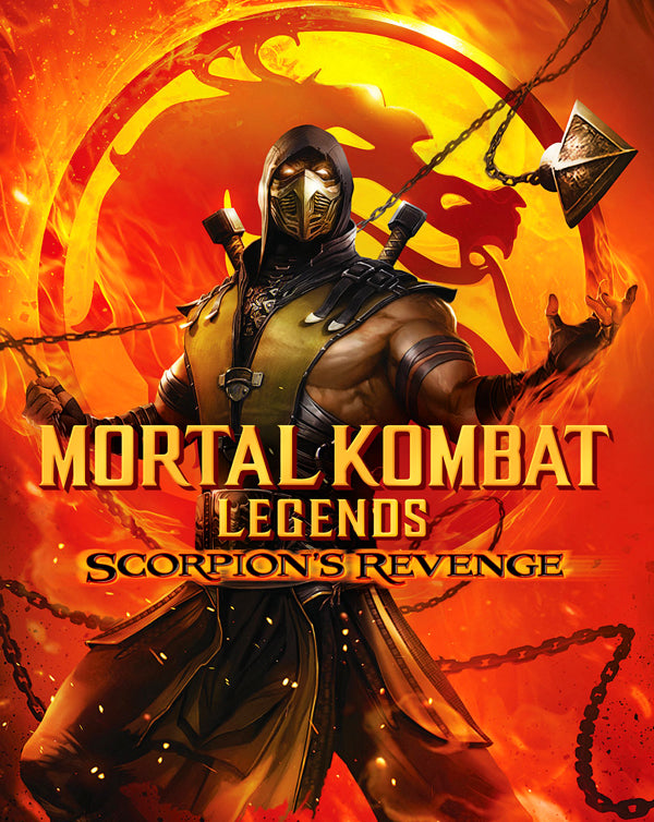 Mortal Kombat Legends: Scorpion's Revenge (2020) [MA HD]