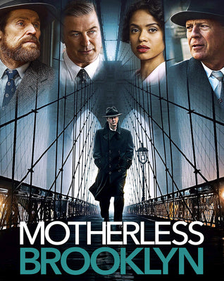 Motherless Brooklyn (2019) [MA SD]
