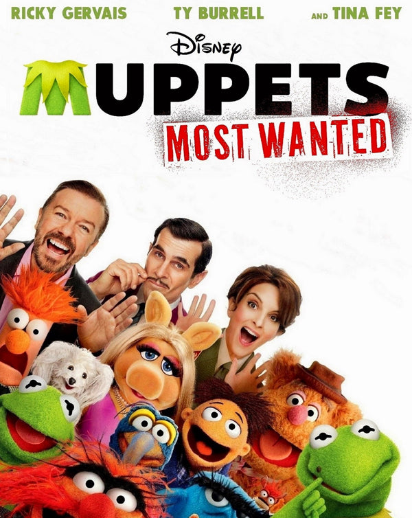 Muppets Most Wanted (2014) [GP HD]