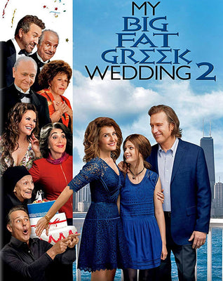 My Big Fat Greek Wedding 2 (2016) [Vudu HD]
