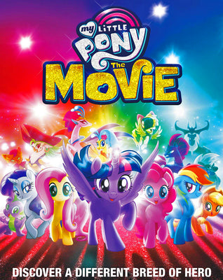 My Little Pony: The Movie (2017) [iTunes HD]
