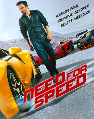 Need for Speed (2014) [MA HD]