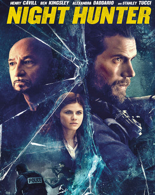 Night Hunter (2018) [iTunes HD]