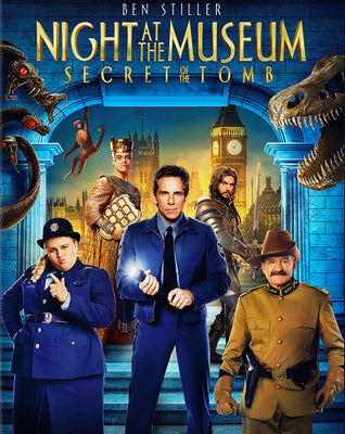 Night at the Museum: Secret of the Tomb (2014) [Ports to MA/Vudu] [iTunes 4K]