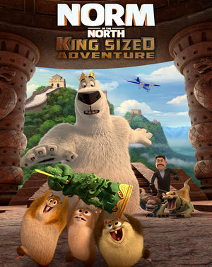 Norm Of The North King Sized Adventure (2019) [Vudu HD]
