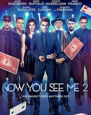 Now You See Me 2 (2016) [Vudu HD]
