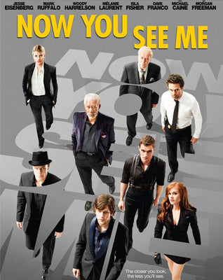 Now You See Me Extended Edition (2013) [iTunes HD]