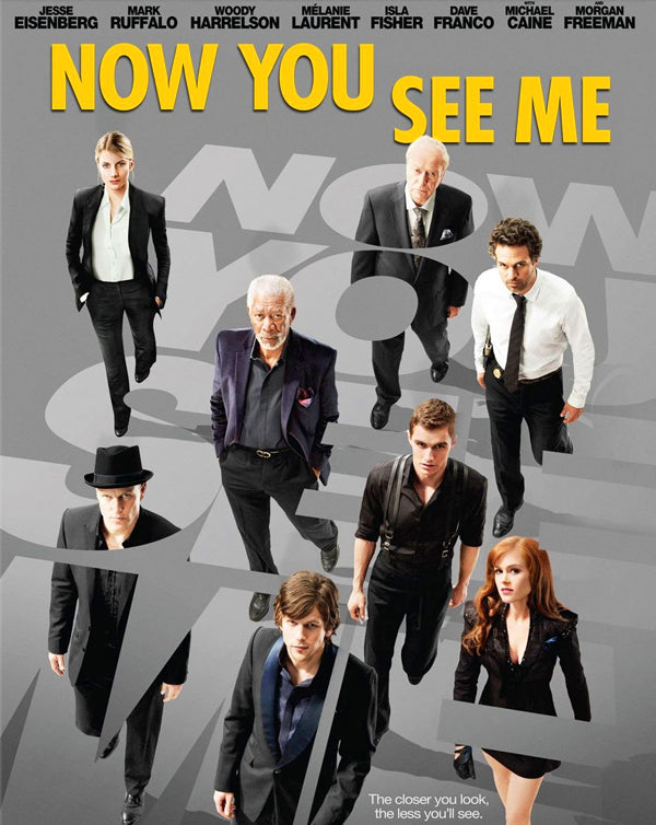 Now You See Me (2013) [Vudu HD]
