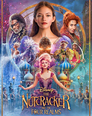 The Nutcracker and the Four Realms (2018) [GP HD]