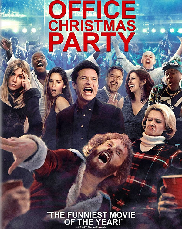 Office Christmas Party (2016) [iTunes 4K]