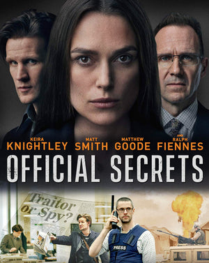 Official Secrets (2019) [Vudu HD]