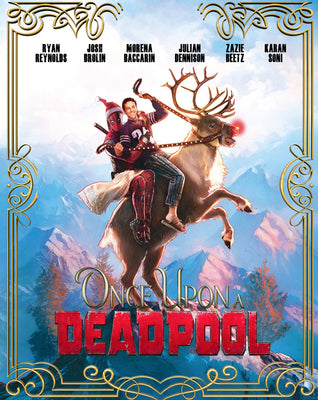Once Upon A Deadpool (2018) [MA HD]