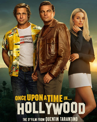 Once Upon A Time In Hollywood (2019) [MA HD]