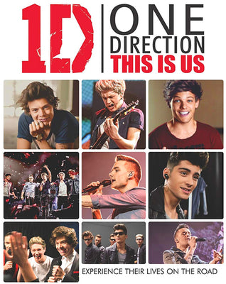 1D One Direction: This is Us /Ext Fan Edition (2013) [MA HD]