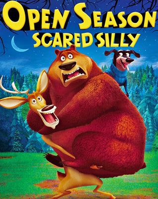Open Season Scared Silly (2015) [MA SD]