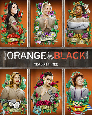 Orange is the New Black: Season 3 (2015) [Vudu HD]