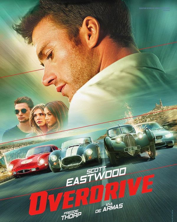 Overdrive (2017) [iTunes HD]