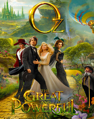 Oz The Great And Powerful (2013) [GP HD]