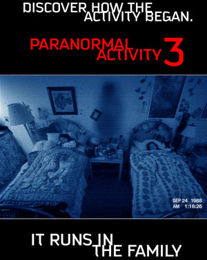 Paranormal Activity 3 Extended Edition (2011) [Vudu HD]