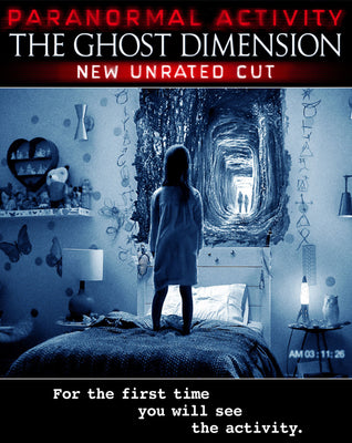 Paranormal Activity The Ghost Dimension Unrated (2015) [Vudu HD]