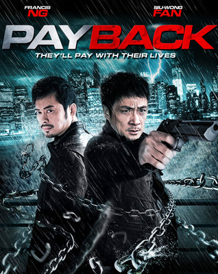 Pay Back (2013) [Vudu SD]