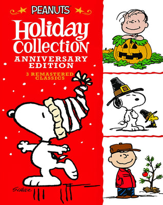 Peanuts Holiday Collection Triple Feature Bundle (1965,1966,2019) [Vudu HD]