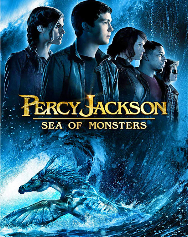 Percy Jackson: Sea of Monsters (2013) [MA HD]