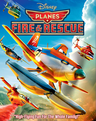 Planes: Fire & Rescue (2014) [MA HD]
