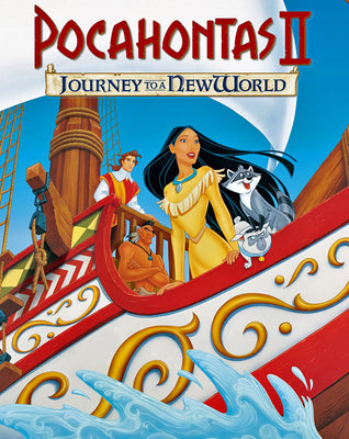 Pocahontas II (1998) [GP HD]