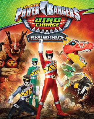 Power Rangers Dino Charge: Resurgence (2016) [Vudu SD]