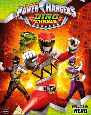 Power Rangers Dino Charge Hero Vol 5 (2016) [Vudu SD]