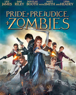 Pride And Prejudice And Zombies (2016) [MA 4K]