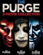 The Purge Trilogy Collection Bundle (2013,2014,2016) [Ports to MA/Vudu] [iTunes 4K]
