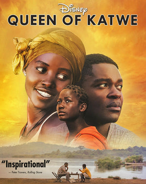 Queen Of Katwe (2016) [GP HD]