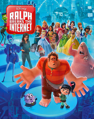Ralph Breaks The Internet (2018) [GP HD]
