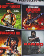 Rambo 4 Film Collection Bundle (1982,1985,1988,2008) [Vudu HD]