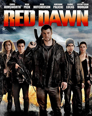 Red Dawn (2012) [iTunes SD]