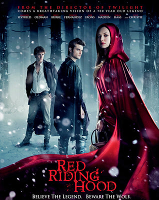 Red Riding Hood (2011) [Ports to MA/Vudu] [iTunes SD]