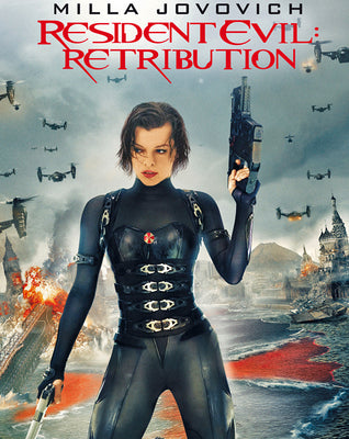 Resident Evil: Retribution (2012) [MA 4K]